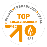 Top Lokalversorger Gas